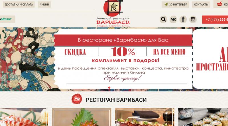 Отзывы о ресторане Варибаси