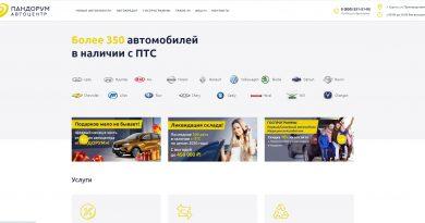 официальный сайт автосалона ац пандорум в сургуте